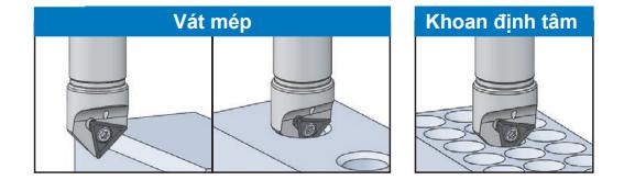 Dụng cụ định tâm C-Centering Cutter