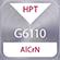 Tiêu chuẩn mũi phay HPMT
