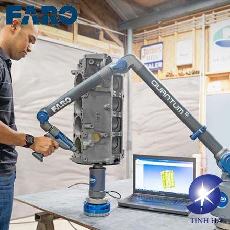 Máy đo 3 chiều di động FARO® QUANTUM FAROARM® & SCANARM SERIES