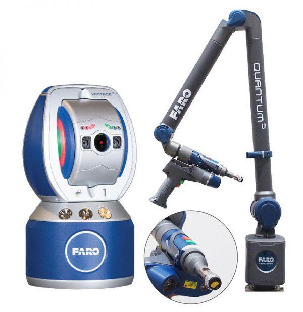 Máy đo 3D FARO Super 6DoF TrackArm