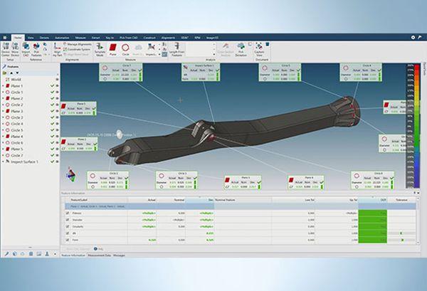 Máy đo 3D di động FARO GAGE (CMM)