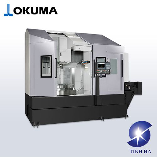 Máy gia công phức hợp đứng cỡ lớn OKUMA VTM series