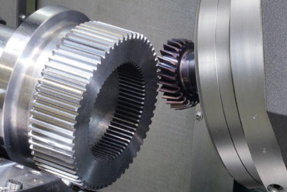 Gear Machining Package
