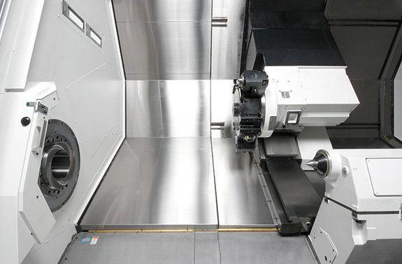 Máy tiện 1 bàn trượt OKUMA LB35Ⅲ / LB45Ⅲ