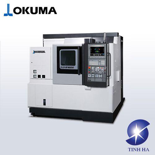 Máy tiện 2 bàn trượt OKUMA LU-S1600