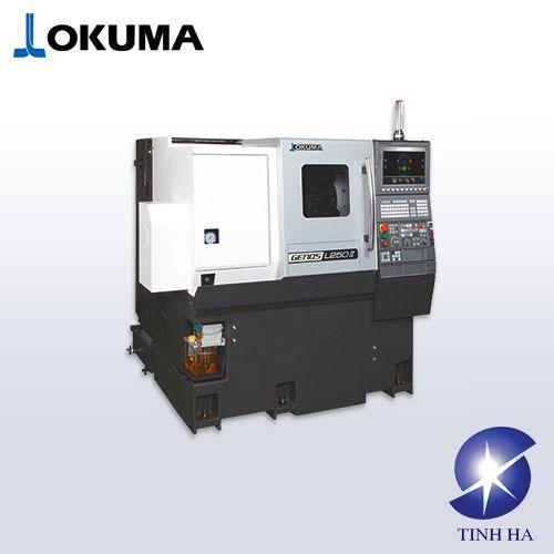 Máy tiện 1 bàn trượt OKUMA GENOS LⅡ series