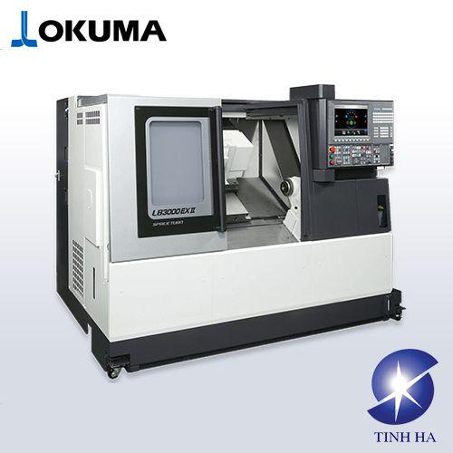 Máy tiện CNC 1 bàn trượt OKUMA SPACE TURN LB EX Ⅱ series