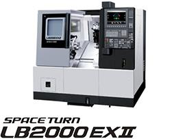 Máy tiện CNC 1 bàn trượt OKUMA SPACE TURN LB2000 EX Ⅱ