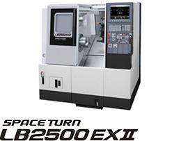 Máy tiện CNC 1 bàn trượt OKUMA SPACE TURN LB2500 EX Ⅱ