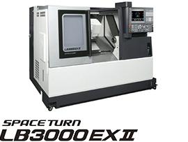 Máy tiện CNC 1 bàn trượt OKUMA SPACE TURN LB3000 EX Ⅱ