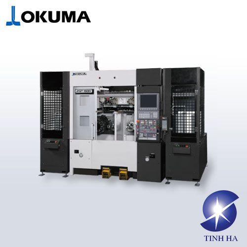 Máy tiện CNC 2 trục song song OKUMA 2SP-150H