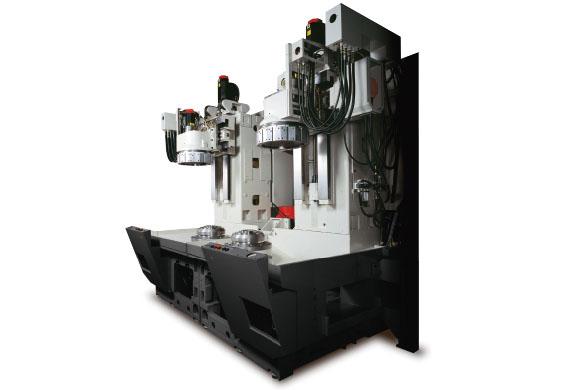 Máy tiện CNC đứng OKUMA V series