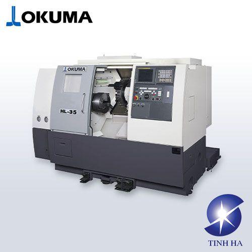 Máy tiện CNC giường nghiêng 2 trục HL series HL-20 / HL-35