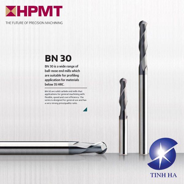 Mũi phay HPMT BN30
