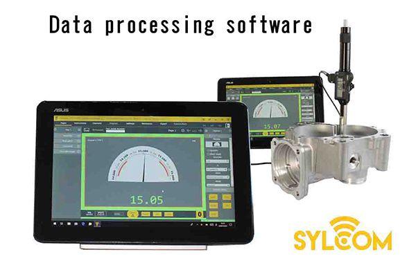 Phần mềm xử lý dữ liệu SylCom Lite dành cho DSG-DiR,Di