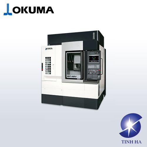 Trung tâm gia công đứng OKUMA MP-46V