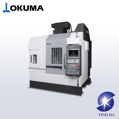 Trung tâm gia công đứng OKUMA GENOS M series