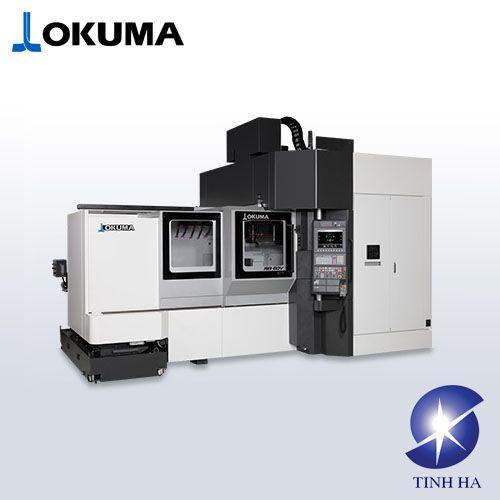 Trung tâm gia công đứng OKUMA MB-80V