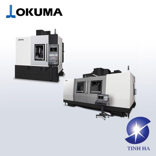 Trung tâm gia công đứng OKUMA MILLAC VⅡ series