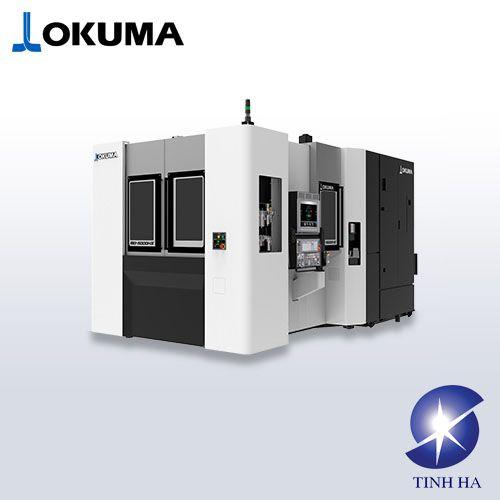 Trung tâm gia công ngang OKUMA MB-5000HⅡ