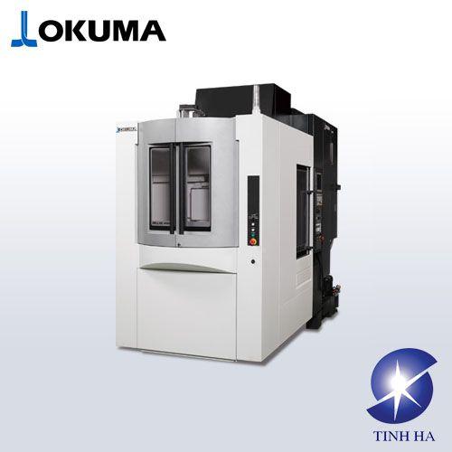 Trung tâm gia công ngang OKUMA MILLAC HⅡ series