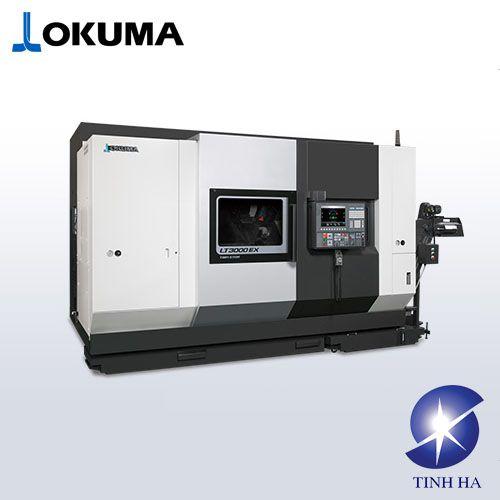 Trung tâm tiện 2 trục chính OKUMA TWIN STAR LT EX series
