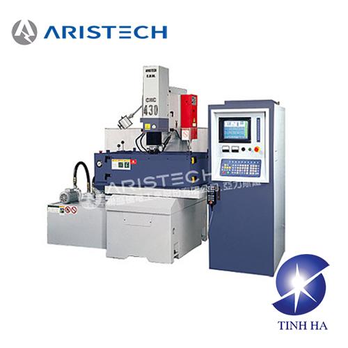 Hệ thống máy gia công EDM (gia công tia lửa điện) ARISTECH CNC-430