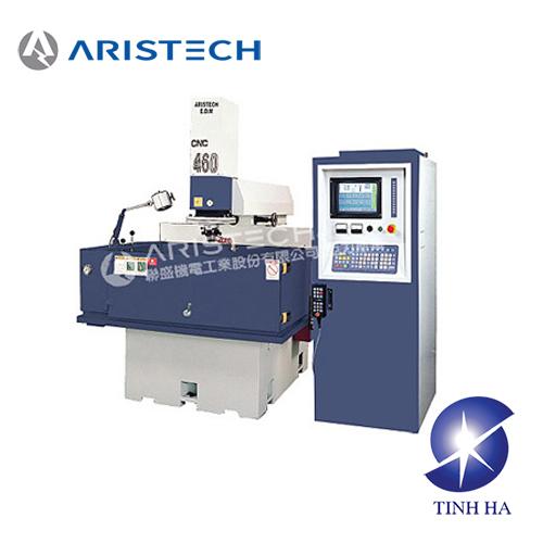 Hệ thống máy gia công EDM (gia công tia lửa điện) ARISTECH CNC-460