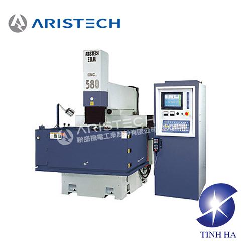 Hệ thống máy gia công EDM (gia công tia lửa điện) ARISTECH CNC-580