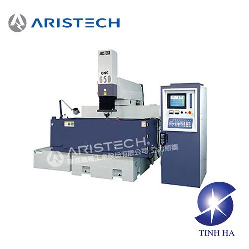 Hệ thống máy gia công EDM (gia công tia lửa điện) ARISTECH CNC-650