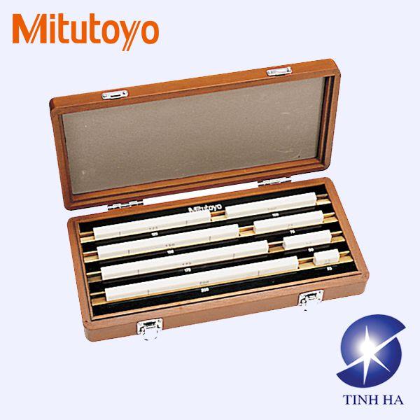 Bộ căn mẫu dành cho Panme đo ngoài series 516 Mitutoyo