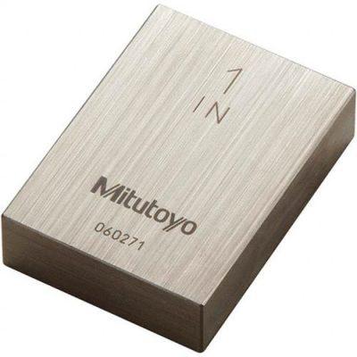 Bộ căn mẫu riêng lẻ hình chữ nhật theo hệ inch Mitutoyo