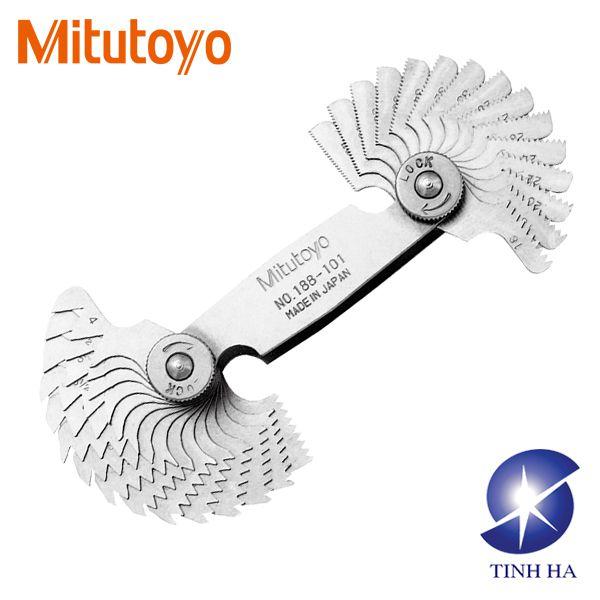 Bộ dưỡng đo bước ren Mitutoyo series 188