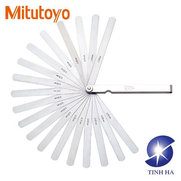 Bộ thước đo độ dày Mitutoyo series 184