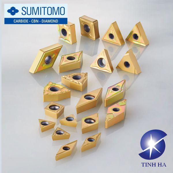 Dòng chíp tiện Sumitomo T1500Z/T2500Z dùng tiện thép
