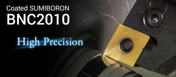 Dòng chip tiện tráng SUMIBORON BNC2010
