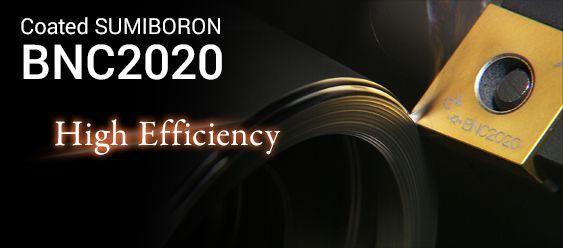 Dòng chip tiện tráng SUMIBORON BNC2020