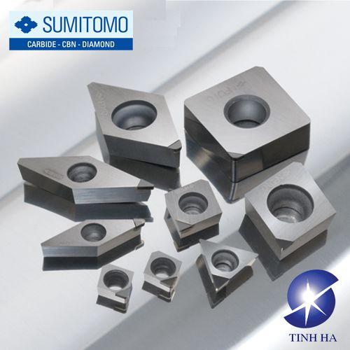 Dòng chip tiện Sumitomo NPD10 / DA90