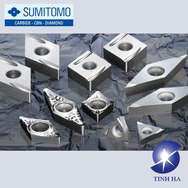 Mảnh dao tiện Sumitomo AX / AY / AG type - Chipbreakers