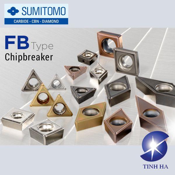 FB type - Chipbreaker