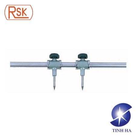 Compa thép đo bề mặt RSK No.582