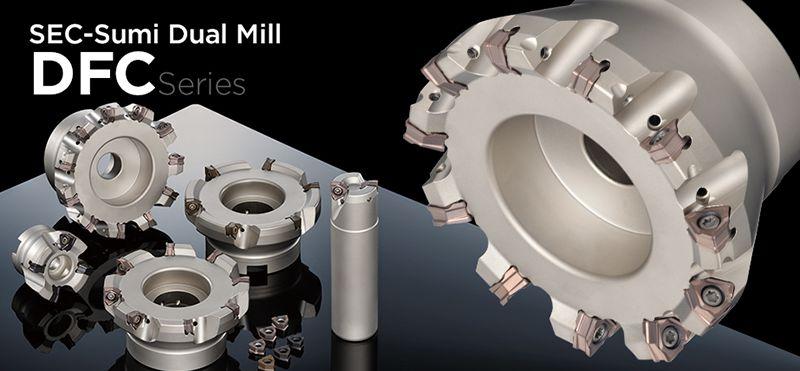 Đài phay Sumitomo SEC-Sumi Dual Mill DFC Series
