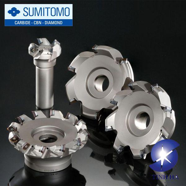Dòng đài phay mặt đa năng Sumitomo WGX Series