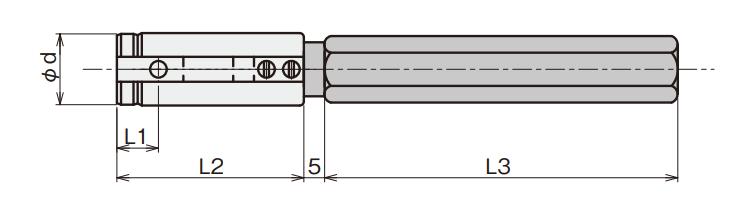 Đầu đo đường kính trong (loại gián tiếp) LA Type
