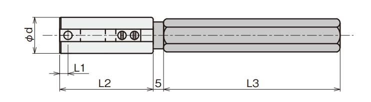 Đầu đo đường kính trong (loại gián tiếp) LB Type