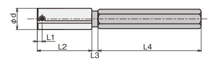 Đầu đo đường kính trong (loại trực tiếp) IB Type
