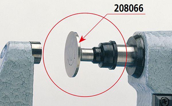 Đầu đo gắn trục chính Panme đo ngoài Mitutoyo