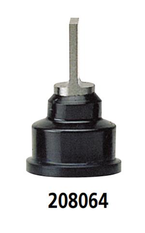 Đầu đo gắn trục chính Panme đo ngoài Mitutoyo 208064