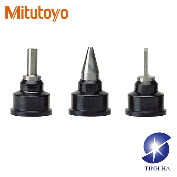 Mitutoyo Spindle Attachment Tips