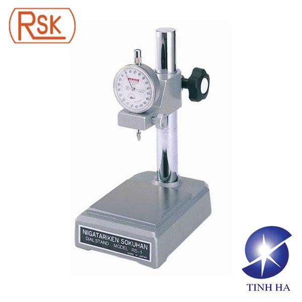 Đế gá đồng hồ so RSK No.610